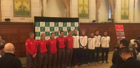 Eye on the ball at Davis Cup Feature Image
